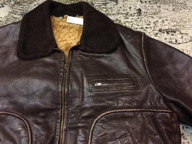 10月25日(水)大阪店ヴィンテージ&スーペリア入荷!#4 Leather&Mix編!PolicemanRidersJKT!!_c0078587_1571334.jpg
