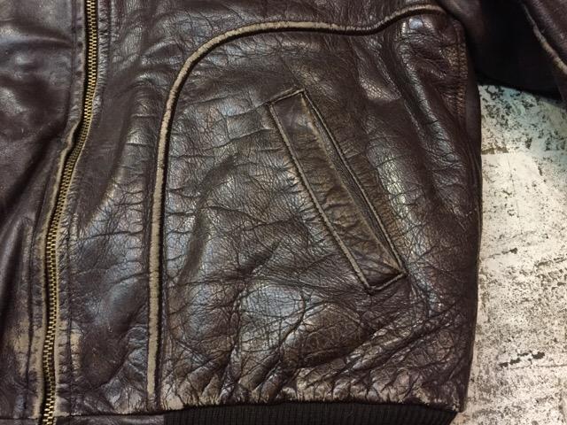 10月25日(水)大阪店ヴィンテージ&スーペリア入荷!#4 Leather&Mix編!PolicemanRidersJKT!!_c0078587_1581977.jpg