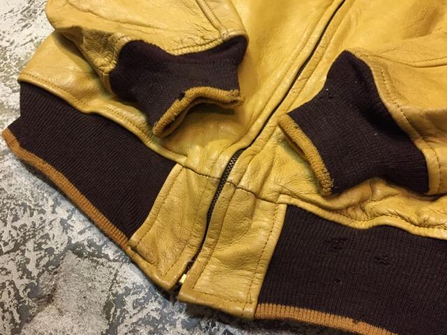 10月25日(水)大阪店ヴィンテージ&スーペリア入荷!#4 Leather&Mix編!PolicemanRidersJKT!!_c0078587_1815174.jpg