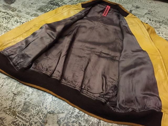 10月25日(水)大阪店ヴィンテージ&スーペリア入荷!#4 Leather&Mix編!PolicemanRidersJKT!!_c0078587_1815791.jpg