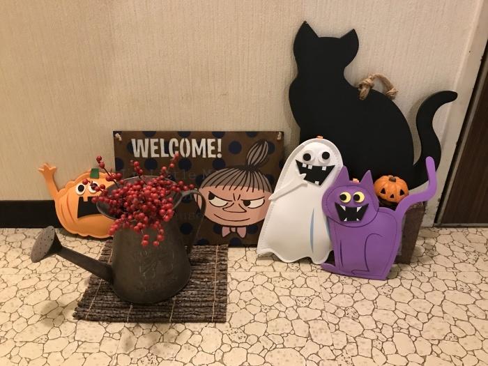 そろそろ!Halloween ~~♪ 準備出来てるみたいですよ~♪_c0110051_23292435.jpg