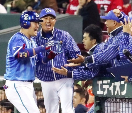横浜日本シリーズ出場決定!_d0134311_11142135.jpg