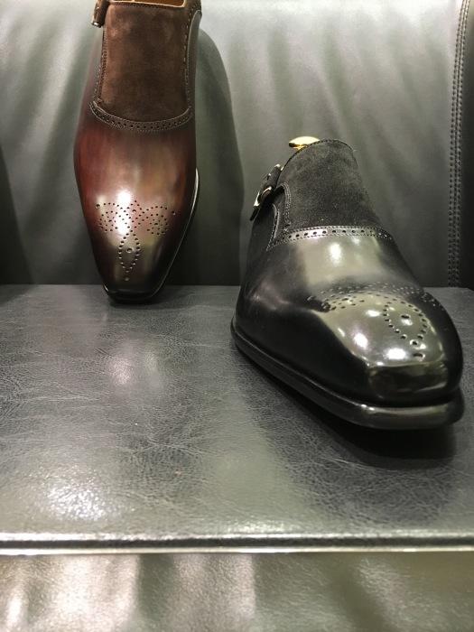 紳士靴売場新商品情報_b0226322_18425999.jpg