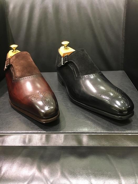 紳士靴売場新商品情報_b0226322_18430121.jpg