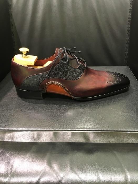 紳士靴売場新商品情報_b0226322_18430315.jpg