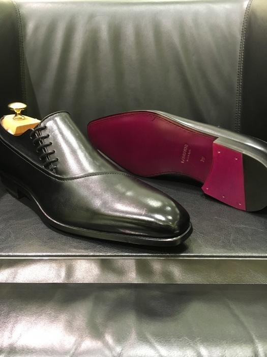 紳士靴売場新商品情報_b0226322_18430797.jpg