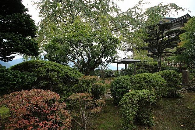 青岸渡寺「宿坊、尊勝院」庭園拝観_e0321325_19380134.jpg