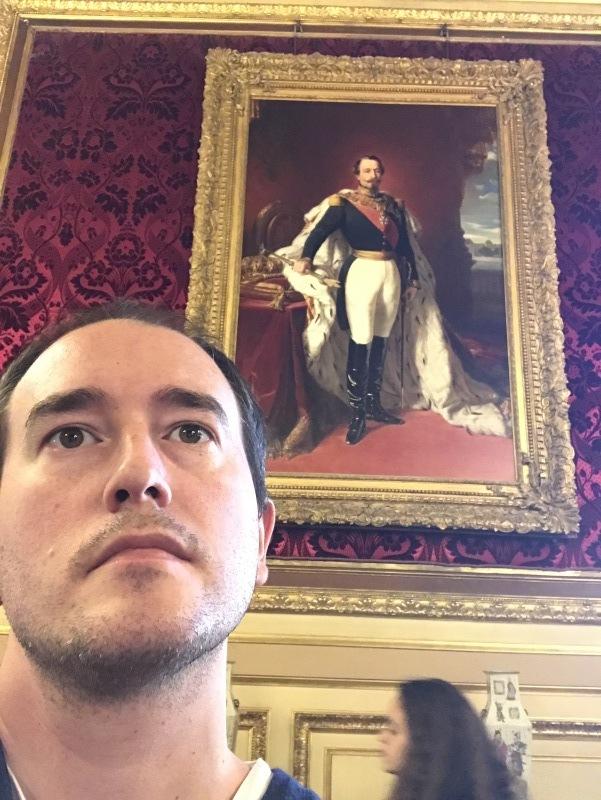 10月25日ナポレオン3世有冠5フランエセー⭐️発売⭐️_d0357629_09245315.jpg