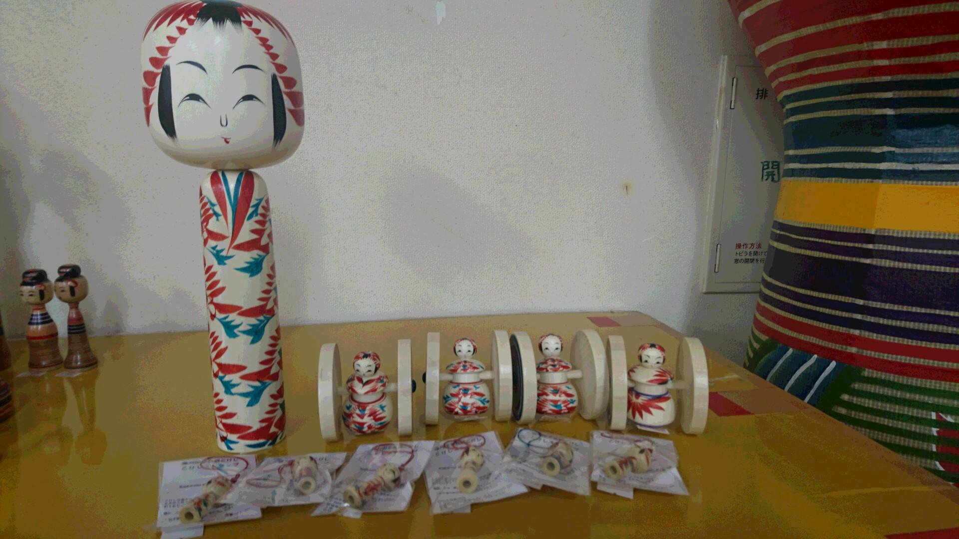 MYFIRST KOKESHI!~はじめての伝統こけし~ in 高円寺フェス2017 津軽こけし館持ち込み商品のお知らせ!_e0318040_19454561.jpg
