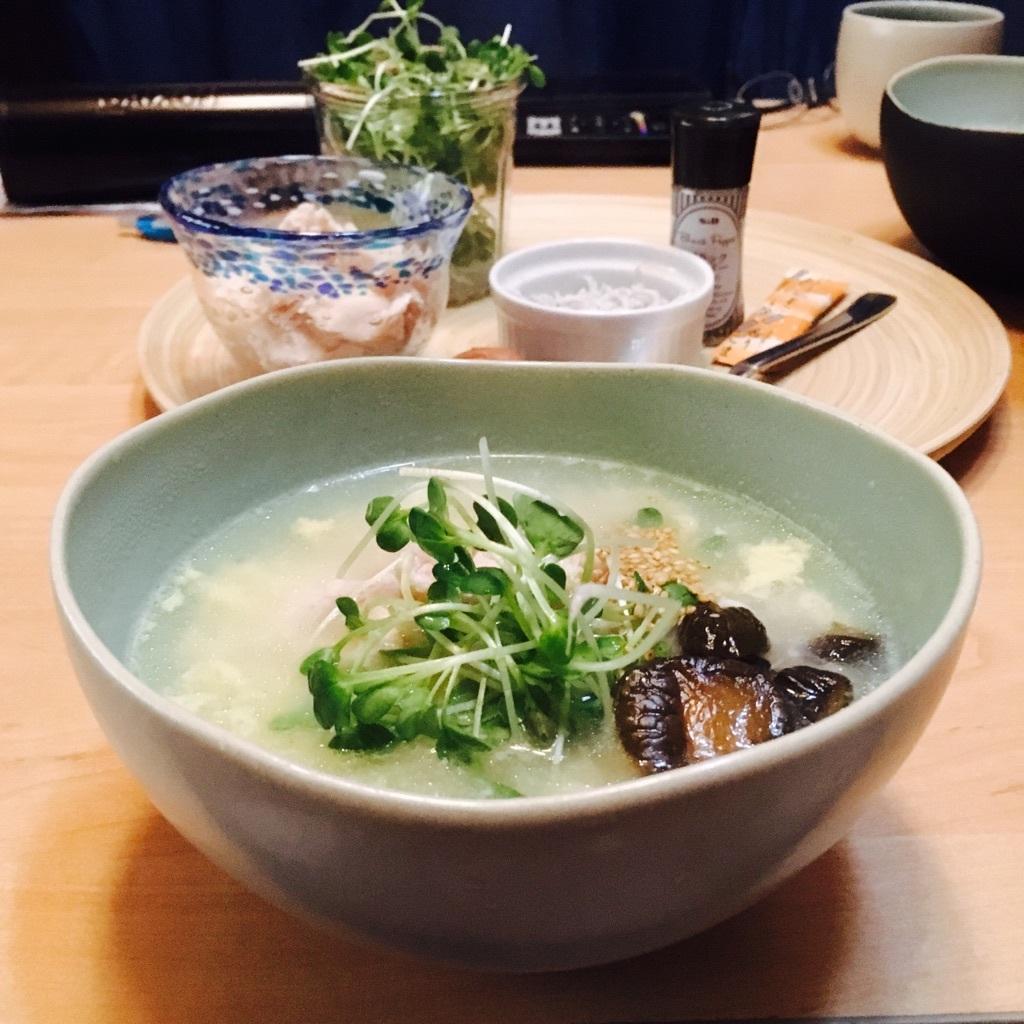 ごはん。Bamboo  Dish & Tray 、こんな風に毎日使ってます。_f0328051_18585867.jpg