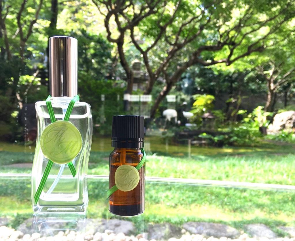 松岡美術館オリジナルアロマオイル「樹々の息吹」販売開始のお知らせ_e0200353_15300277.jpg
