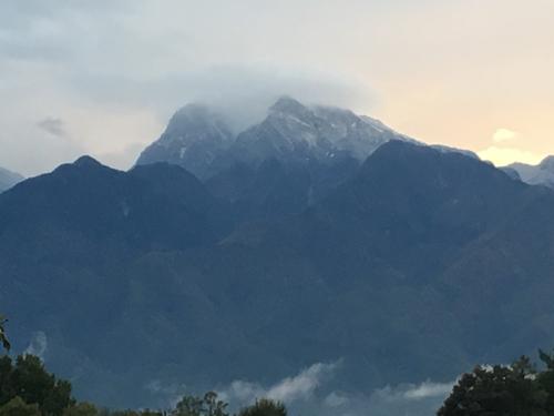 八ヶ岳、甲斐駒ヶ岳、積雪、、_d0338282_17355188.jpg