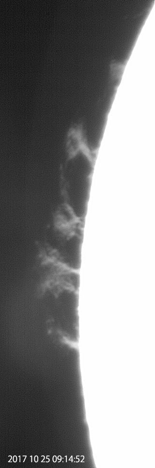 10月25日の太陽_e0174091_10301493.jpg