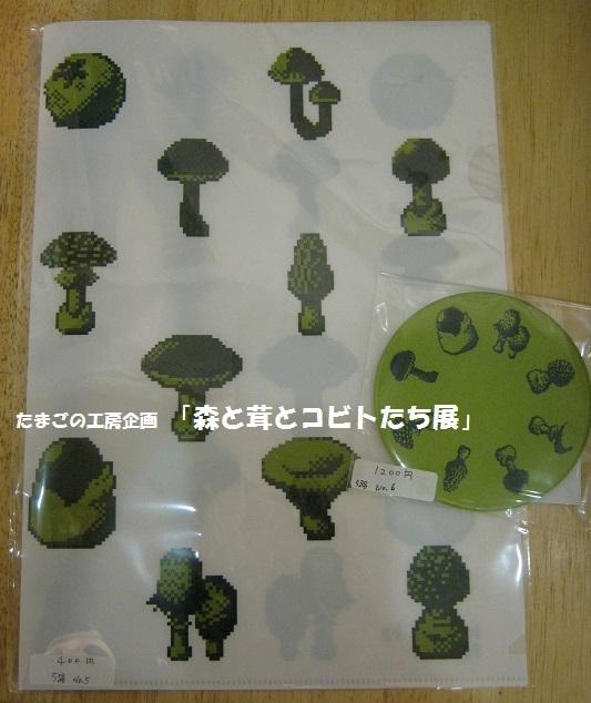たまごの工房企画「 森と茸とコビトたち展 」その8_e0134502_15490412.jpg