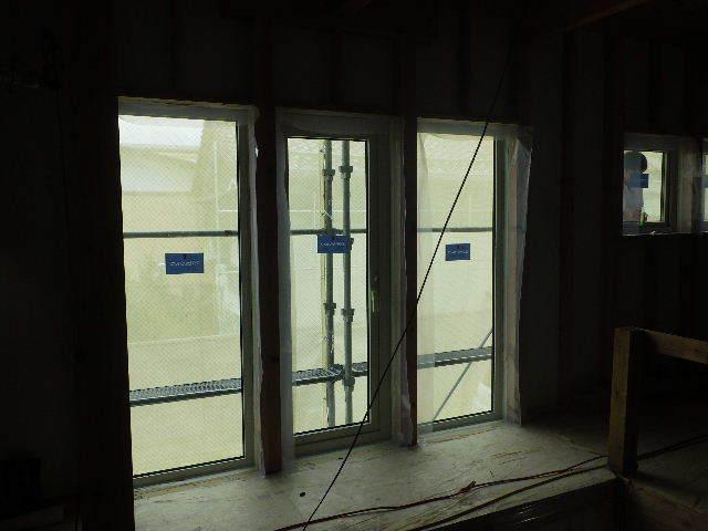 南大通りの家 大工工事 進行中。_f0105112_04361806.jpg
