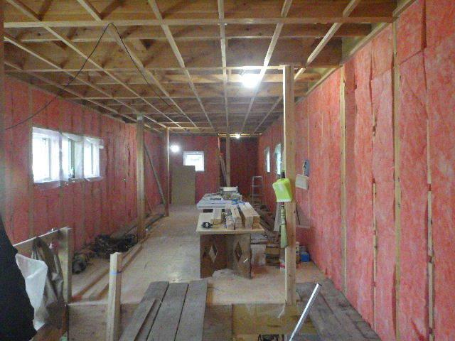 南大通りの家 大工工事 進行中。_f0105112_04361987.jpg