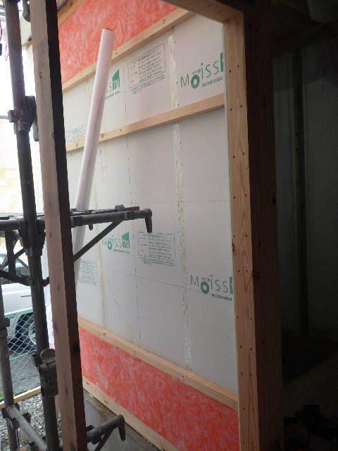 南大通りの家 大工工事 進行中。_f0105112_04404592.jpg