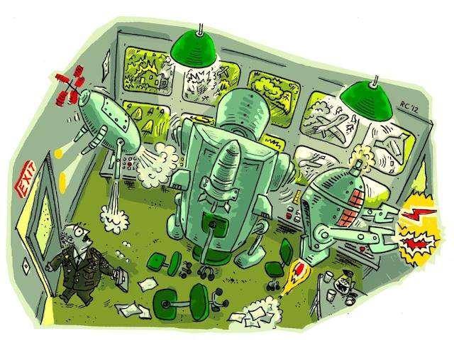 イーロン・マスクも懸念、「AI兵器」による殺戮を人類は防げるか _b0064113_12275896.jpg