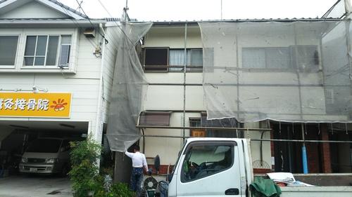 K様邸(西区草津浜町)外壁塗装工事_d0125228_7472390.jpg
