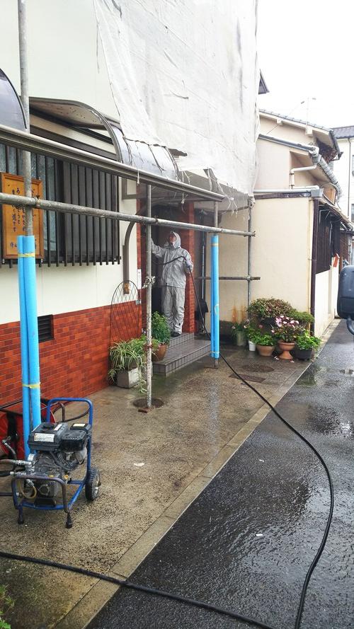 K様邸(西区草津浜町)外壁塗装工事_d0125228_7482593.jpg
