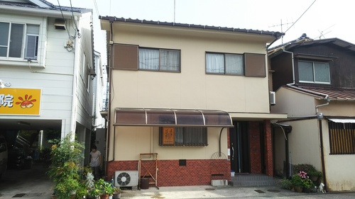 K様邸(西区草津浜町)外壁塗装工事_d0125228_7511964.jpg