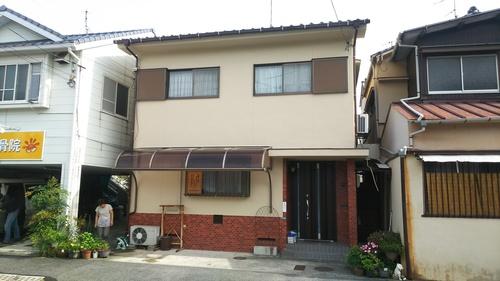 K様邸(西区草津浜町)外壁塗装工事_d0125228_751453.jpg