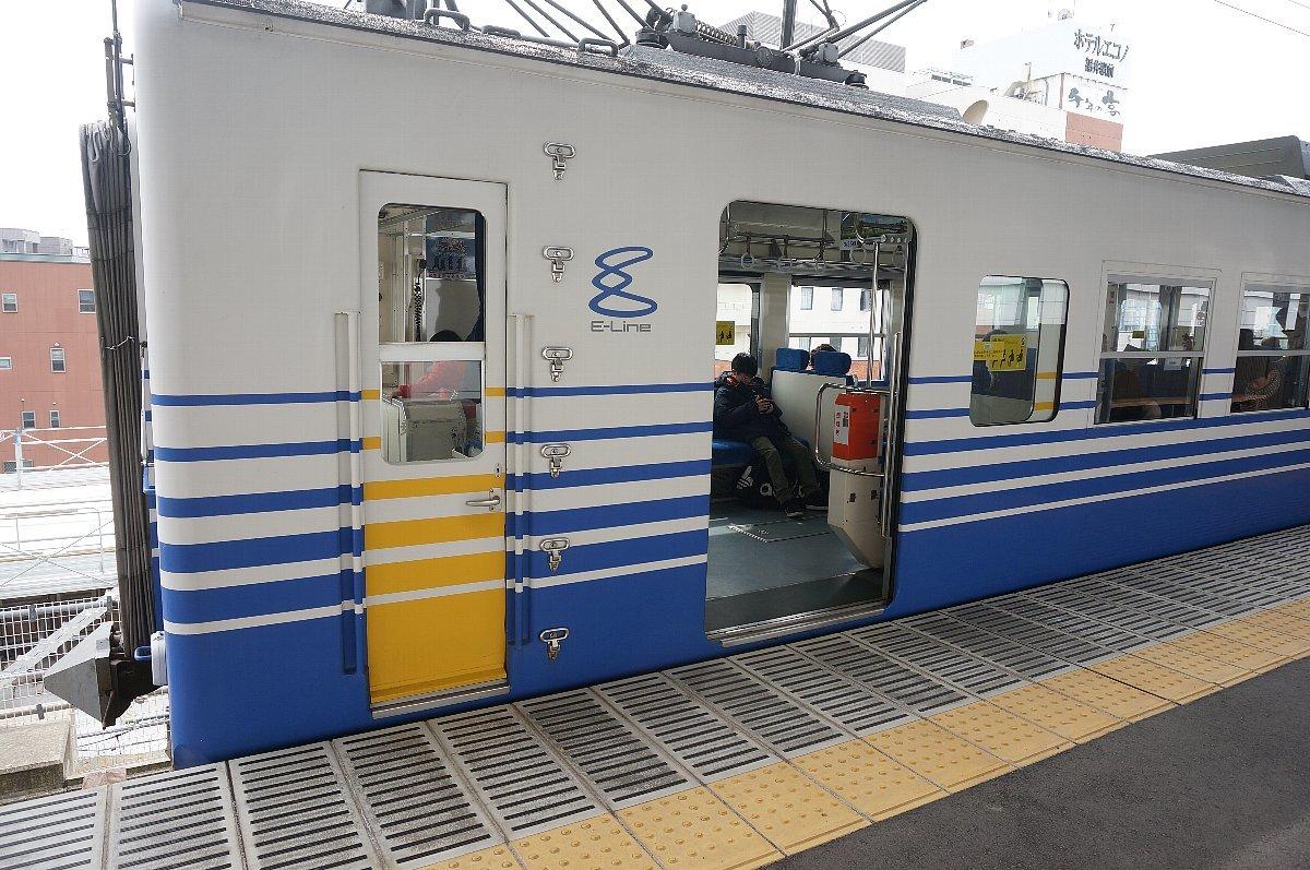 えちぜん鉄道で永平寺口駅へ_c0112559_08492057.jpg