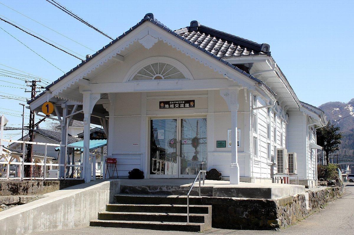 えちぜん鉄道で永平寺口駅へ_c0112559_08540624.jpg
