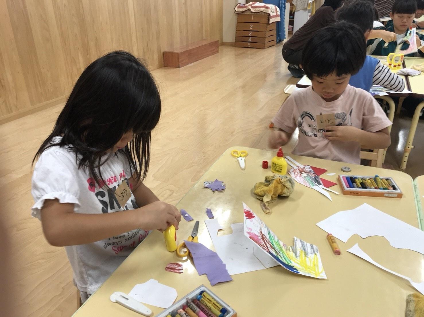 4歳児クラス、ワークショップをしました_c0151262_19514460.jpeg