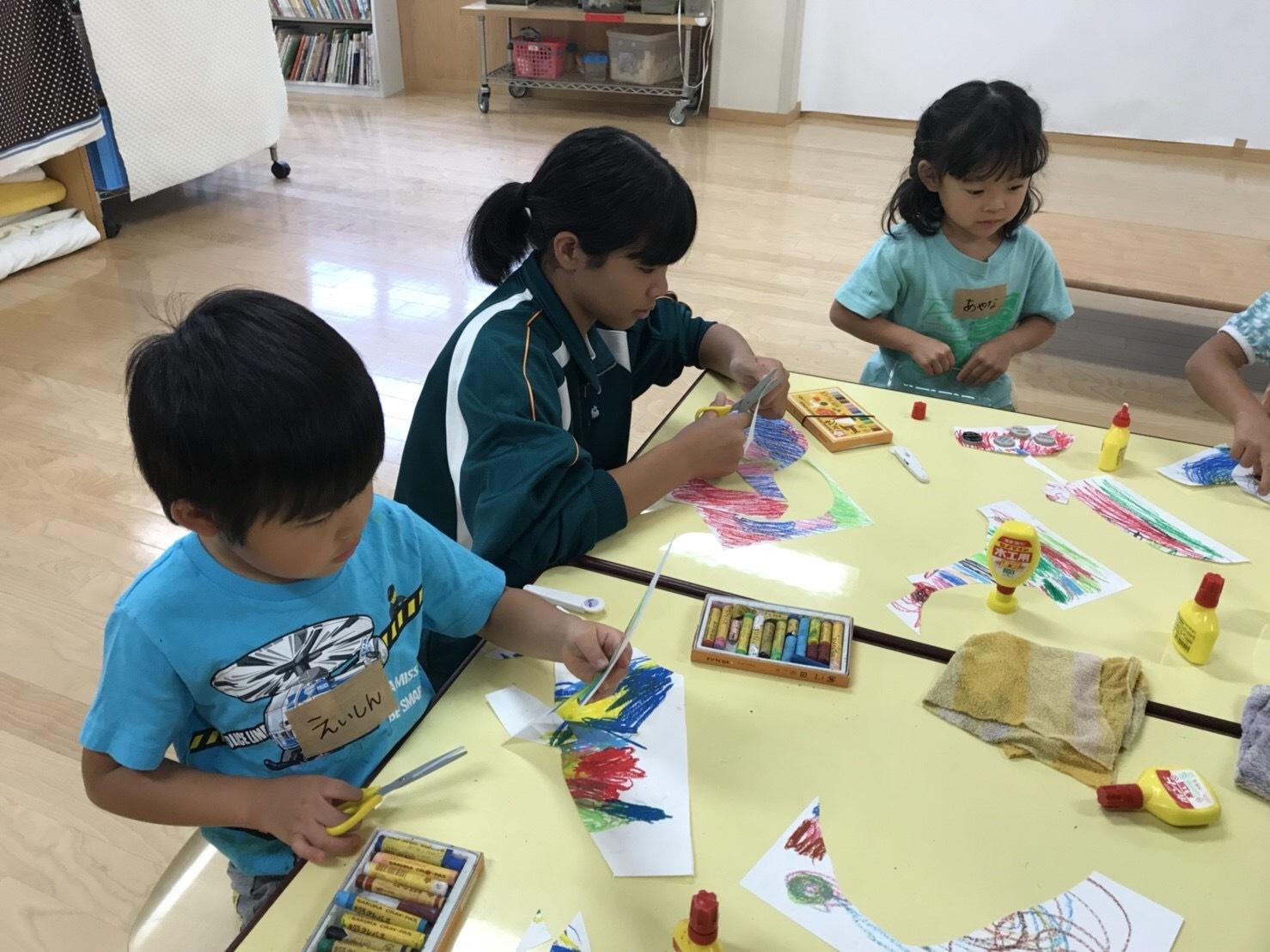 4歳児クラス、ワークショップをしました_c0151262_19522353.jpeg
