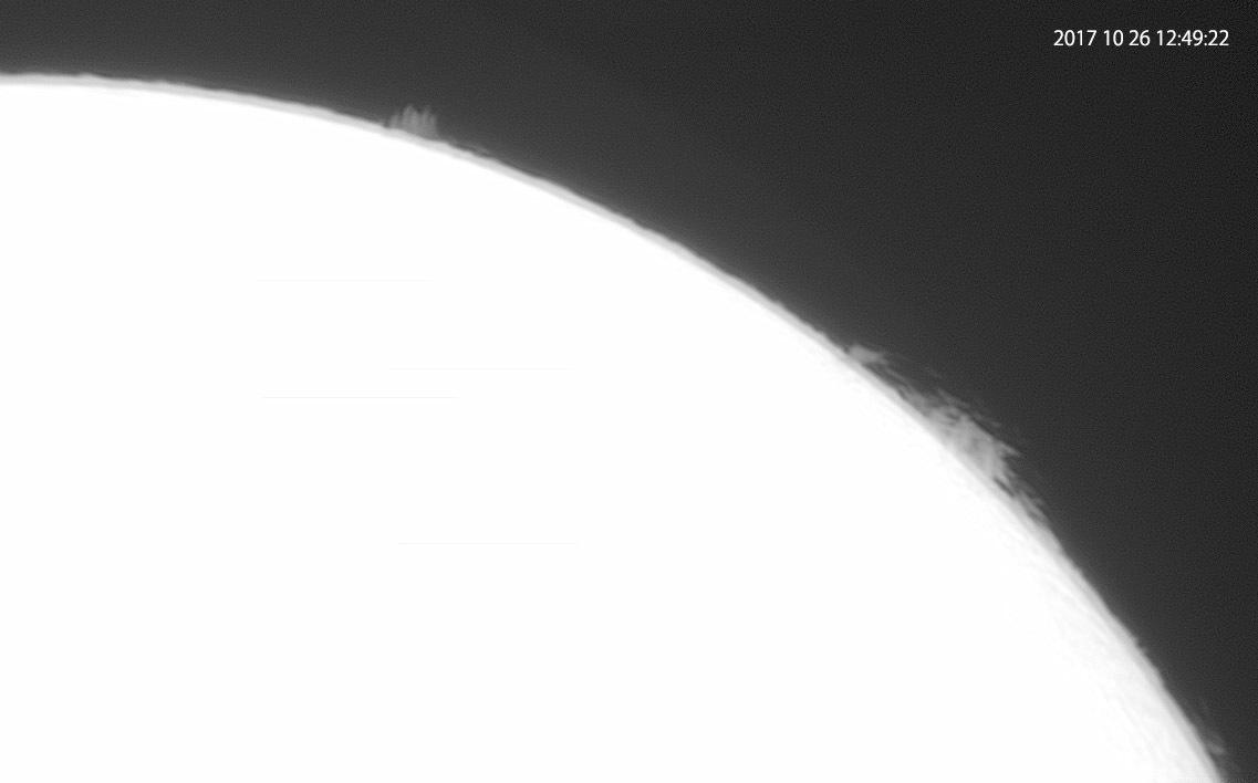 10月26日の太陽_e0174091_14205188.jpg