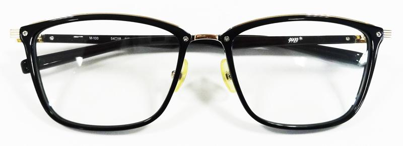 999\'9(フォーナインズ)2017年秋新作コレクション「眼鏡は道具である。 原点のもっと先へ。もの創りのもっと奥へ」ニューミックスフレームM-100シリーズ入荷!_c0003493_13200460.jpg