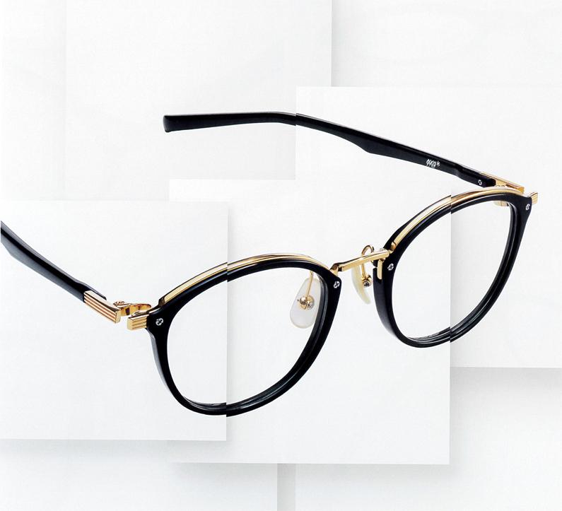 999\'9(フォーナインズ)2017年秋新作コレクション「眼鏡は道具である。 原点のもっと先へ。もの創りのもっと奥へ」ニューミックスフレームM-100シリーズ入荷!_c0003493_13312827.jpg