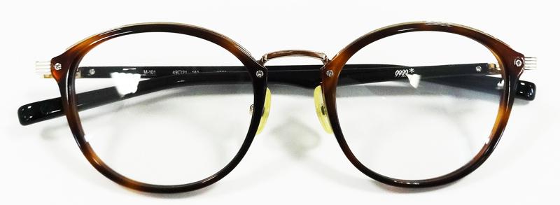 999\'9(フォーナインズ)2017年秋新作コレクション「眼鏡は道具である。 原点のもっと先へ。もの創りのもっと奥へ」ニューミックスフレームM-100シリーズ入荷!_c0003493_13494281.jpg
