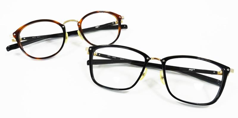 999\'9(フォーナインズ)2017年秋新作コレクション「眼鏡は道具である。 原点のもっと先へ。もの創りのもっと奥へ」ニューミックスフレームM-100シリーズ入荷!_c0003493_13555083.jpg