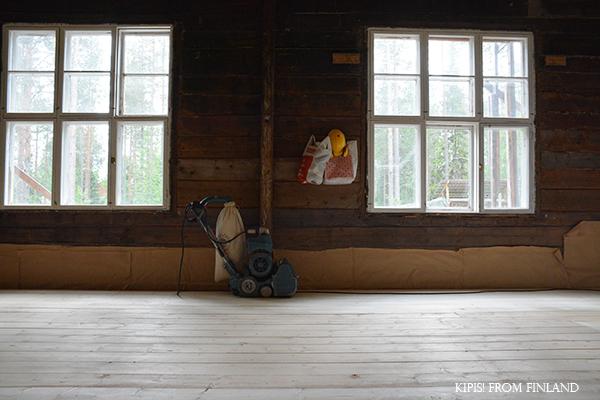 エコハウス 森の家つくり 思い出の床削り_d0090294_15141362.jpg