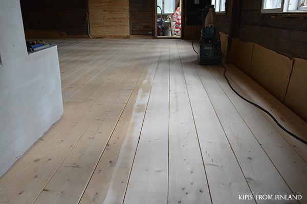 エコハウス 森の家つくり 思い出の床削り_d0090294_15150720.jpg