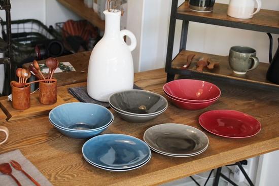 Dune porcelain お皿 新色入荷 _b0165512_18554667.jpg