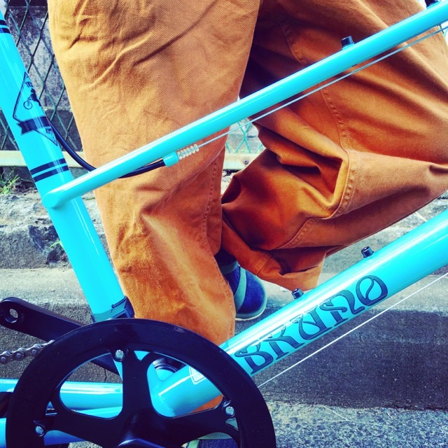 BRUNO 2017 『 MIXTE F BLACK EDITION 』ブルーノ ミニベロ ミキスト おしゃれ自転車 自転車女子 自転車ガール ポタリング_b0212032_16263837.jpg