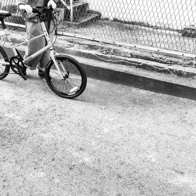 BRUNO 2017 『 MIXTE F BLACK EDITION 』ブルーノ ミニベロ ミキスト おしゃれ自転車 自転車女子 自転車ガール ポタリング_b0212032_16450402.jpg