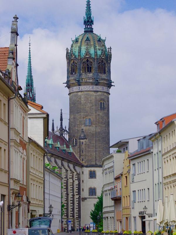 Google map で Wittenberg Lutherstadt に行って見みましょう _b0103594_17431486.jpg