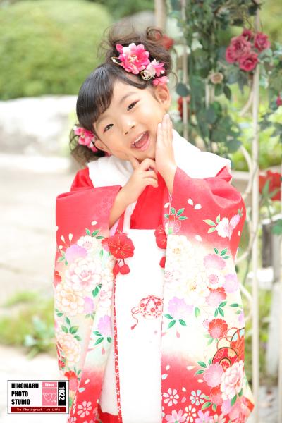 ゆうなちゃん☆七五三_b0203705_18160156.jpg