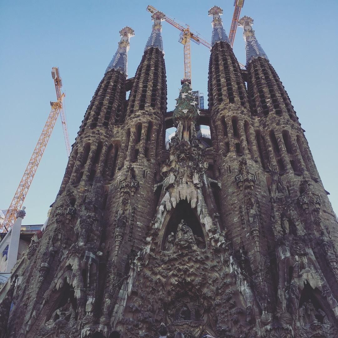 バルセロナ!_c0146817_06522294.jpg