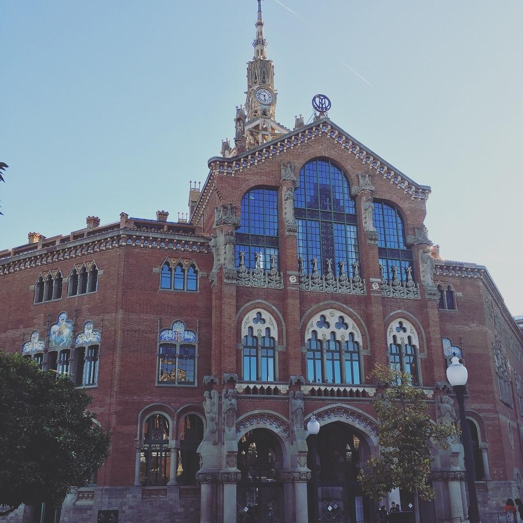 バルセロナ!_c0146817_06524975.jpg