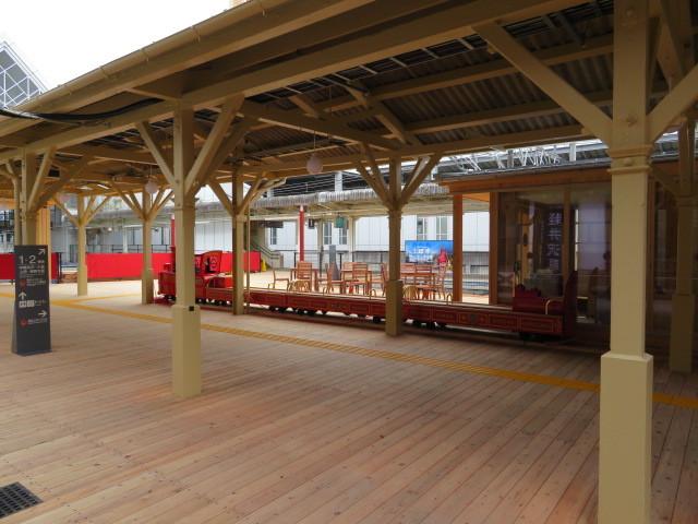 しなの鉄道「軽井沢駅」(*^^*)_d0035921_09520428.jpg