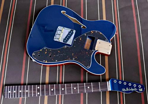 STD-TとHollow Tの計.4種のギターの塗装が完了です!_e0053731_16464326.jpg