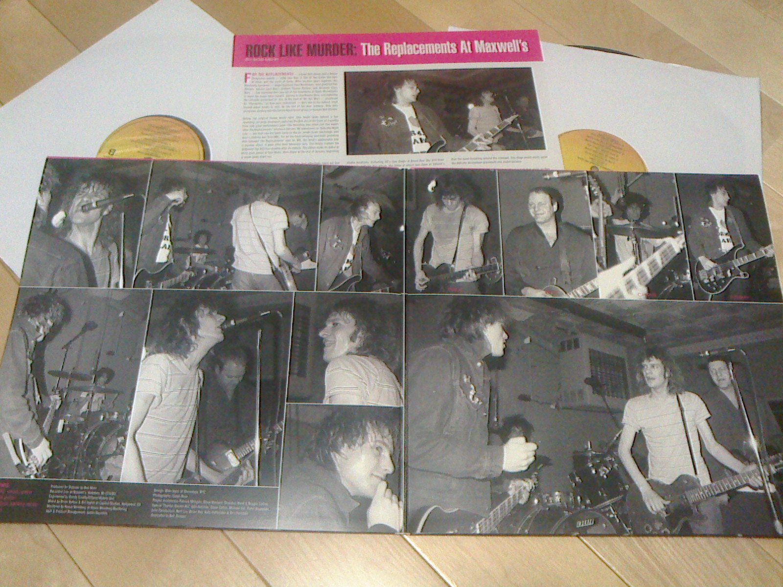 For Sale: Live At Maxwell\'s 1986 / The Replacements_c0104445_18571263.jpg