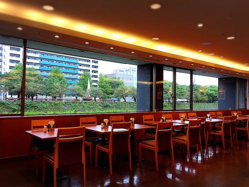 鹿児島東急REIホテル     シャングリ・ラ_e0292546_01312575.jpg