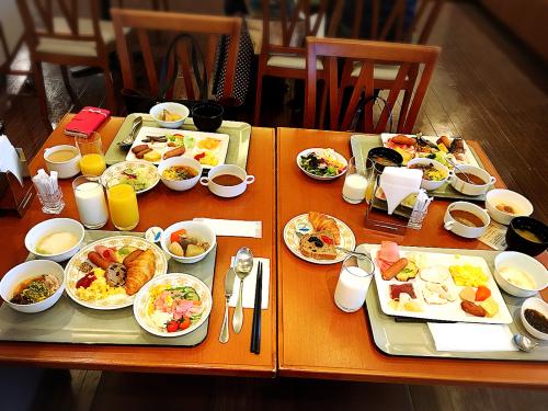 鹿児島東急REIホテル     シャングリ・ラ_e0292546_01312701.jpg