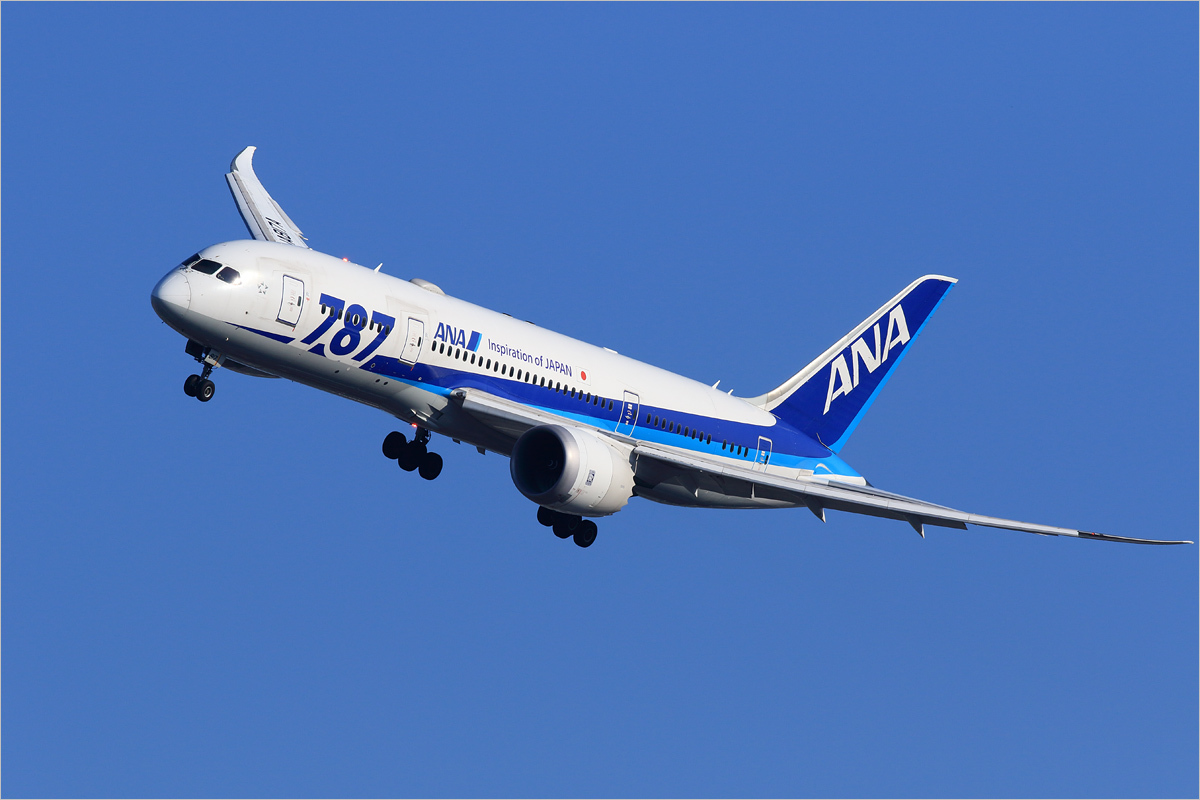 翼のライン - 福岡空港_c0308259_12130963.jpg